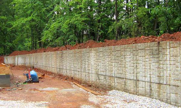 Alabama Retaining Walls